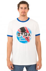 Volt T-Shirt - White/Royal