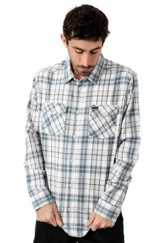 Watt Plaid Button-Up Shirt - Mirage