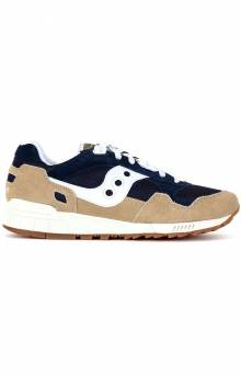 (S70404-20) Shadow 5000 Vintage Shoe - Tan/Navy/White