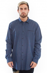 Relaxed Fit Classic Button-Up Shirt