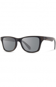 Canby Sunglasses - Distressed Dark Walnut