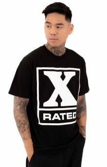 X-Rated T-Shirt - Black