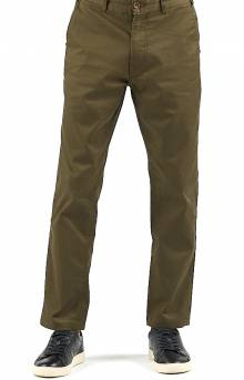 Nos Chino Pant - Olive