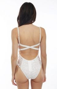 Somedays Lovin Clothing, Coco Lace One Piece