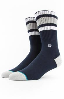 Boyd 4 Socks - Navy