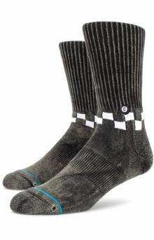 Checkness Socks - Black