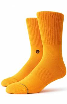 Icon Socks - Tangerine