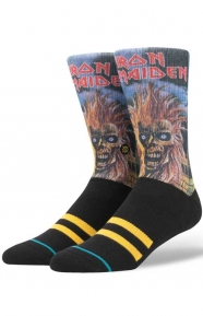 Stance Clothing, Iron Maiden Socks