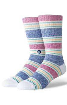 Leslee Socks - White