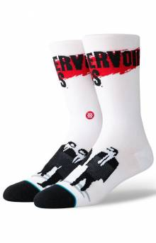 Reservoir Dogs Socks - White