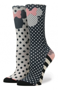 Stance Clothing, Sprinkled Minnie Women's Sock