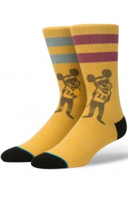 Stance x Disney Clothing, Pope Mouse Socks