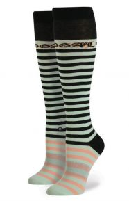 Stance x Rihanna Clothing, Candy Bars Tall Boot Women's Sock - Mint