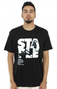 Staple Clothing, Definition Pigeon T-Shirt - Black