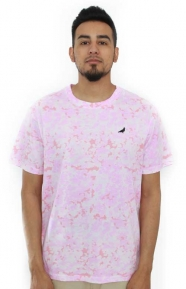 Staple Clothing, Pigeon Camo T-Shirt - Pink