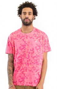 Staple Clothing, Pigeon Camo T-Shirt - Red