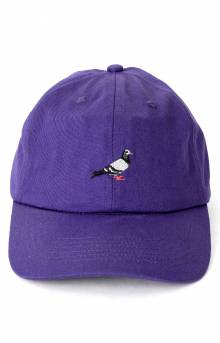 Pigeon Dad Hat - Purple