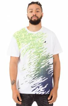Splatter T-Shirt - White
