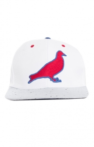 Staple Clothing, True Blue Pigeon Snap-Back Hat