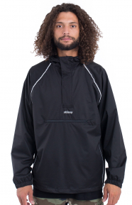 3M Piping Pullover Hoodie - Black