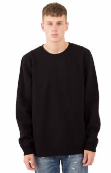 Camo Stock Crewneck - Black