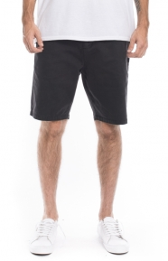Classic Washed Gramps Shorts - Black