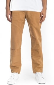 Stussy Clothing, Contrast Work Pant - Brown