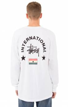 International Arc L/S Shirt - White