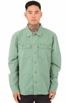 Letts BDU L/S Button-Up Shirt - Olive