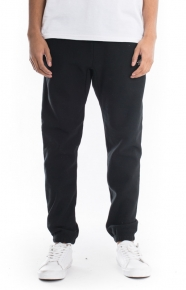 Stussy Clothing, Overdye Stock Fleece Pant - Black