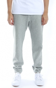 Stussy Clothing, Overdye Stock Fleece Pant - Grey
