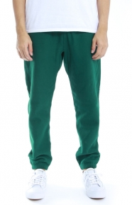 Stussy Clothing, Overdye Stock Fleece Pant - Pine