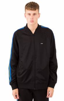 Poly Track Jacket - Black