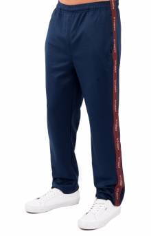 Poly Track Pant - Navy
