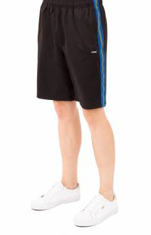 Poly Track Short - Black