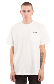 Sonic Pigment Dyed Pocket T-Shirt - Natural
