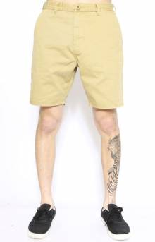 Stussy SP13 Washed Chino Shorts - Khaki