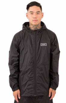 Sport Nylon Jacket - Black