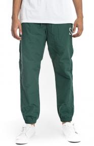 Stussy Clothing, Sport Nylon Pant - Green