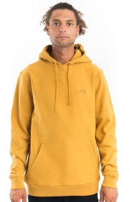 Stock Logo Pullover Hoodie - Amber