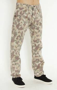 Stone Creek Pants - Brown