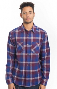 Stussy Clothing, Twill Weave Button-Up Shirt