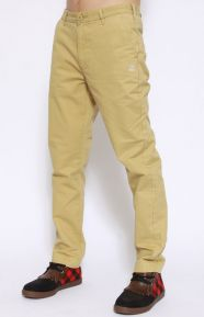 Stussy Washed Chino Pants - Khaki
