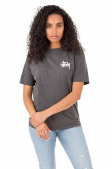 Shadow Stock Pigment Dyed T-Shirt - Black