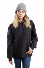 Shiloh Pullover Hoodie - Black
