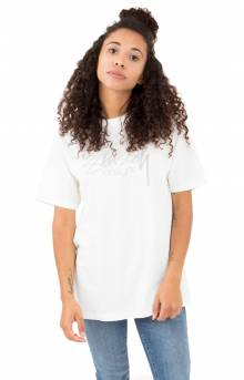 Stussy Designs Pigment Dyed T-Shirt - Natural