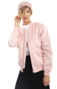 Union Bomber Jacket - Blush