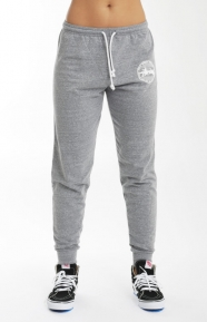 Vintage Dot Sweatpants - Grey