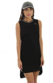 Stussy Womens Clothing, Volley Jersey Dress - Black