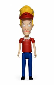 Beavis and Butt-Head ReAction Figure - Burger World Beavis
